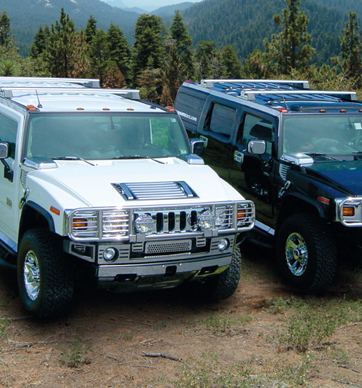 Hummer Accessories: H2 Hummer Parts and Accessory Catalog