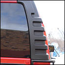 looking for h3 rear louvers hummer forums enthusiast. Black Bedroom Furniture Sets. Home Design Ideas