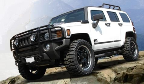 Realwheels Custom Hummer H2 And H3 Trim Parts And Accessories